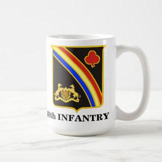 69th Infantry Regiment Basic White Mug