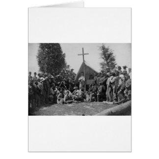 69th New York State Militia. June 1, 1861 Greeting Card