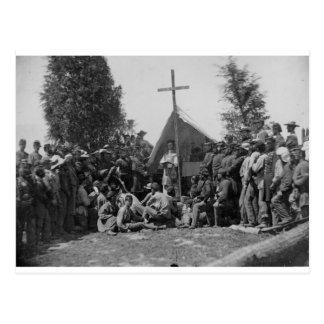 69th New York State Militia. June 1, 1861 Postcard