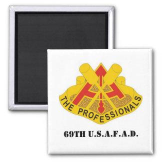 69th U.S.A.F.A.D. Magnet