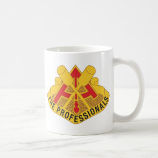 69th USAFAD The Professionals Insignia Mug