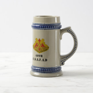 69th USFAD Beer Stein