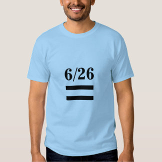 6/26 marriage equality decisions shirts