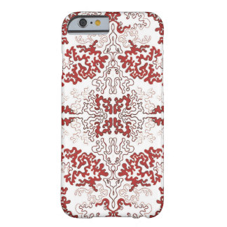 """6/6s founds iPhone """"choral Network """" Barely There iPhone 6 Case"""