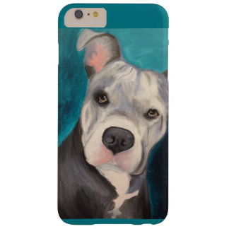 6/6S Plus Teal Pit Bull Phone Case