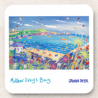 6 Art Coasters: Mother Ivey's Bay Cornwall Coasters
