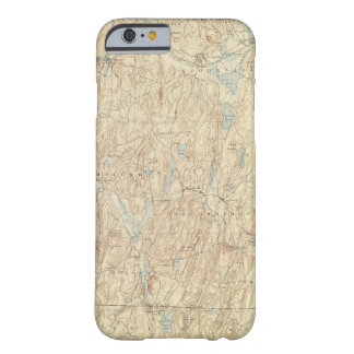 6 Brookfield sheet Barely There iPhone 6 Case