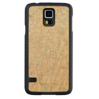 6 Brookfield sheet Carved Maple Galaxy S5 Case