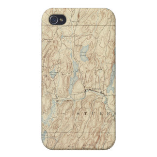 6 Brookfield sheet iPhone 4 Cover