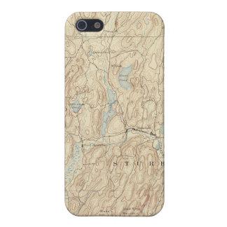 6 Brookfield sheet iPhone 5/5S Case