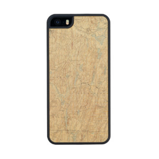 6 Brookfield sheet Wood iPhone SE/5/5s Case