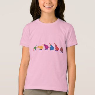 6 Busy Kiwis T-Shirt