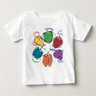 6 Chilis Baby T-Shirt
