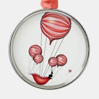 6) loss - tony fernandes christmas ornament