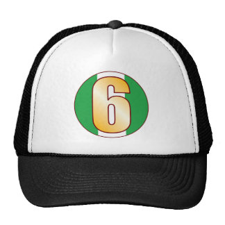 6 NIGERIA Gold Cap