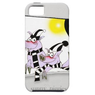 6 sunny piggies iPhone 5 cases