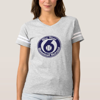 6 TB Athletic Tee Shirt (new)