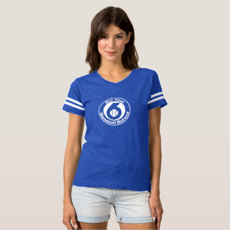 6 TB Athletic Tee Shirt (new) WHITE LOGO