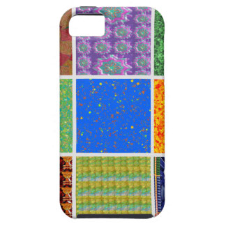 6 TEMPLATE Colored easy to ADD TEXT and IMAGE gift iPhone 5/5S Case