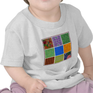 6 TEMPLATE Colored easy to ADD TEXT and IMAGE gift T Shirts