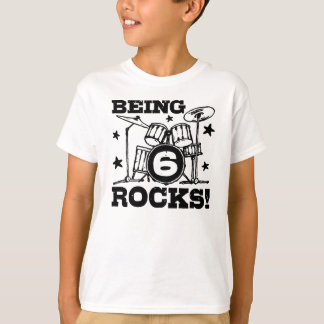 6 Year Old T-Shirt
