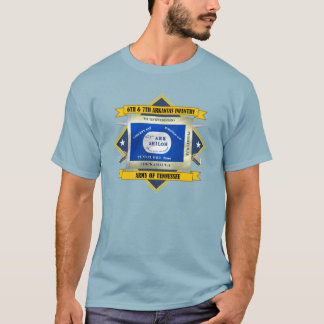 6th & 7th Arkansas Infantry (v5) T-Shirt