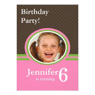 6th birthday party invitations 1 000 6th birthday party invites
