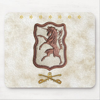 6th CAVALRY Mouse Pad
