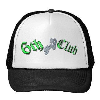 6th Gear 2 Hat