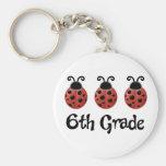 6th Grade Keychain