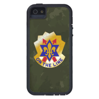 """6th Infantry Division """"Sight Seein' Sixth"""" Camo iPhone 5 Cases"""