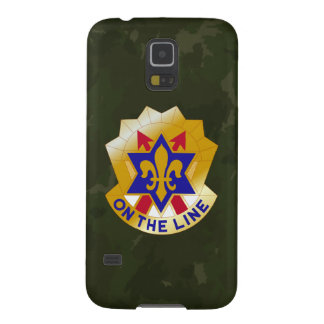 "6th Infantry Division ""Sight Seein' Sixth"" Camo Case For Galaxy S5"