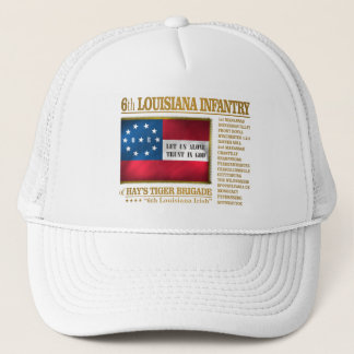 6th Louisiana Infantry (BA2) Trucker Hat