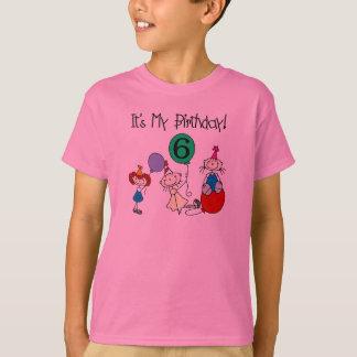 6th Stick Kids Party T-Shirt