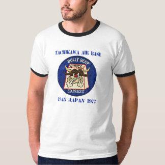 6th Troop Carrier Squadron Tachikawa AB Japan T Shirt
