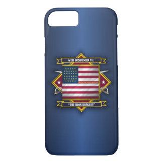 6th Wisconsin Volunteer Infantry iPhone 7 Case