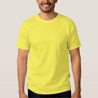 6xl men t-shirt in yellow