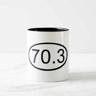 70 3 COFFEE MUGS