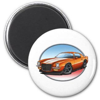 70-73 Orange W Camaro.png Magnets