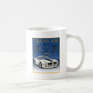 70-73 Trans Am Coffee Mug