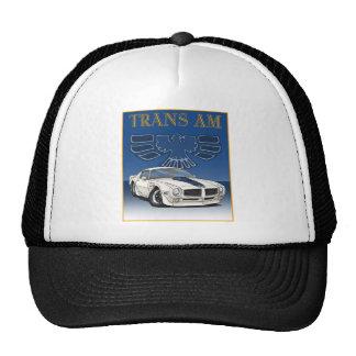 70-73 Trans Am Hats