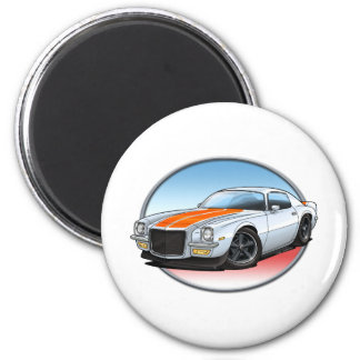 70-73 White O Camaro.png Magnets