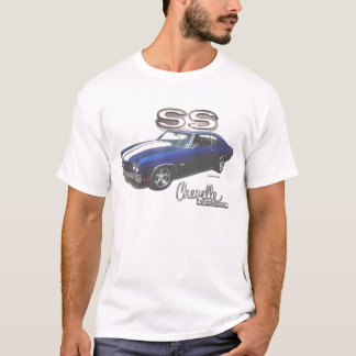 '70 CHEVELLE SS Muscle Car T-Shirt