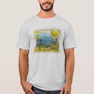 70 is Heavenly T-Shirt