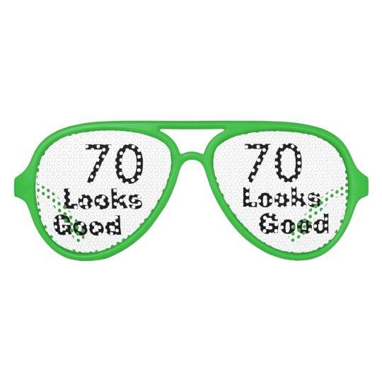 70 Looks Good © Funny 70th Birthday Gag