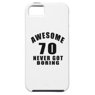 70 never got boring iPhone 5 cases