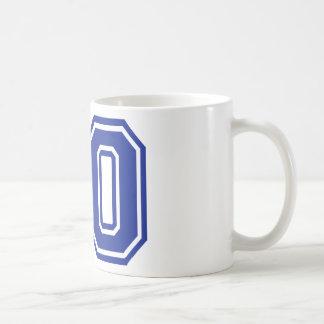 70 - number - seventy mugs