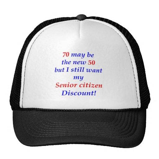 70 Senior Citizen Hats
