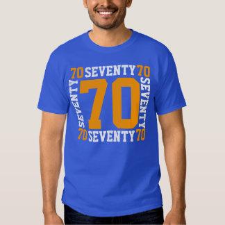 70 Seventy Tee Shirts