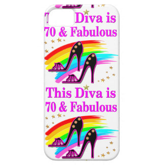 70 YR OLD SHOE QUEEN iPhone 5 CASE